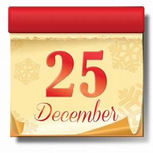 Clipart December 25th – Cliparts