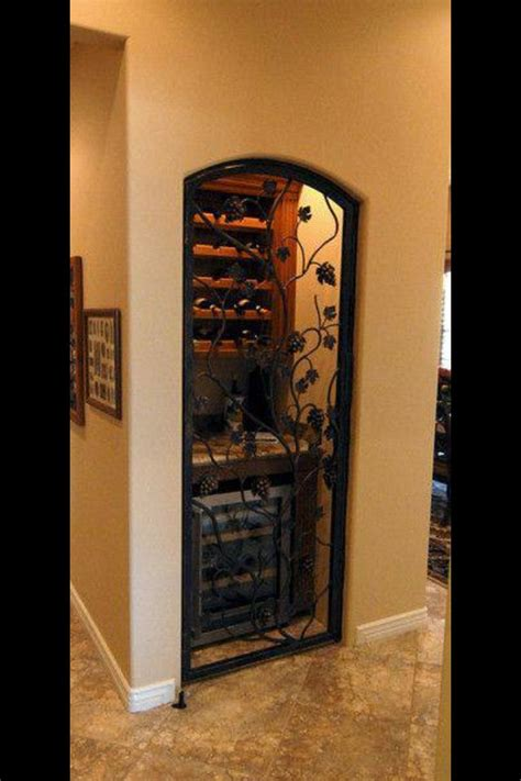 turn  coat closet  small pantry   wine cellar