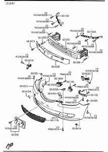 2002 Mazda Protege Oem Parts Diagram