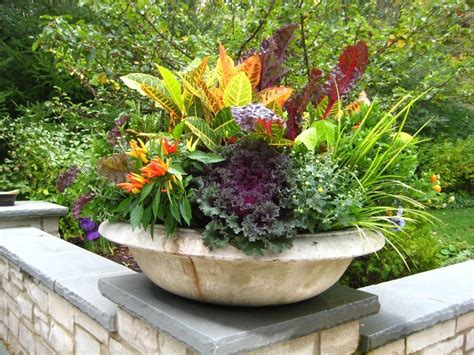 Garden Decoration Pots Ideas by Ideas For Outdoor Flower Pots Arrangements Cdbossington