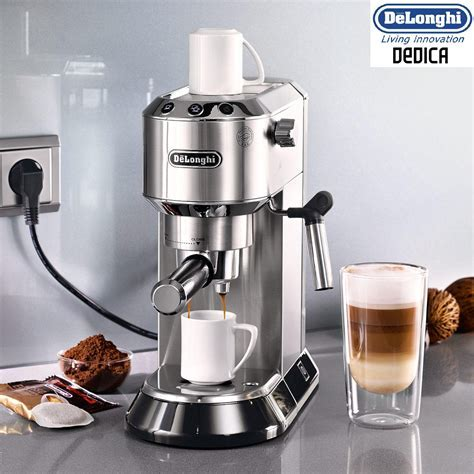 DeLonghi EC680M Dedica Espresso And Cappuccino 15 Bar Pump
