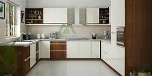 Different, Types, Of, Modular, Kitchen, Layouts, In, Interior, Design