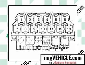Volkswagen Golf Iv Fuse Box Diagrams  U0026 Schemes