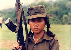 Child Soldiers: A disheartening reality | The Official ...