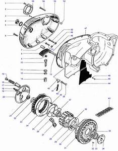 Bsa A65 Engine Diagram Clutch  U2013 My Wiring Diagram