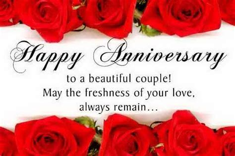 Beautiful Happy Anniversary by Happy Anniversary To A Beautiful Pictures Photos