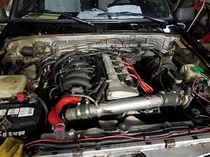 1986 Nissan Hardbody Engine Swap