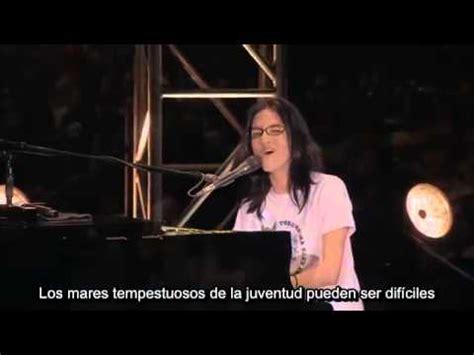 「aki Angela」 アンジェラ アキ Tegami  Sub Español Youtube
