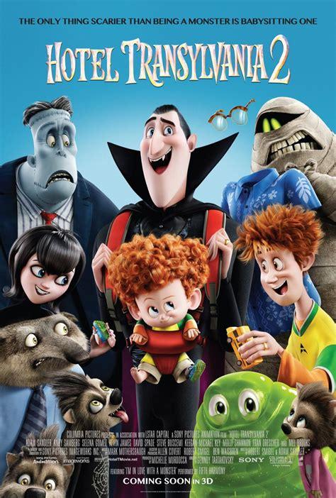 hotels transylvania 2 hotel transylvania 2 review adam sandler animated sequel is a surprise delight