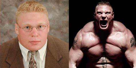 Wwe Superstars Before They Became Famous Wrestlers (19 Pics