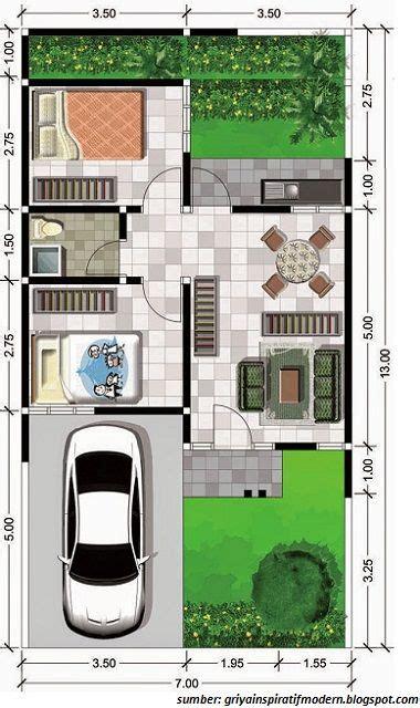 gambar denah rumah minimalis ukuran 6x10 gambar denah rumah minimalis ukuran 6x10 terbaru desain