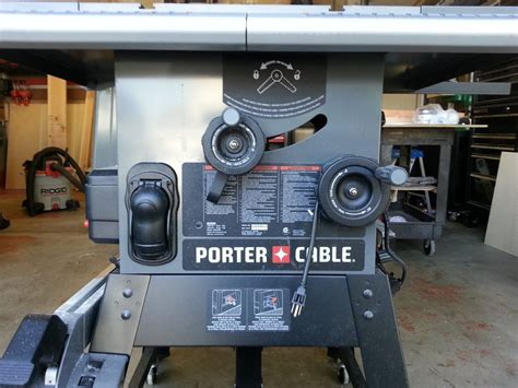 porter cable table saw pcb270ts review porter cable table saw model pcb270ts by