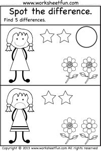 what is the difference between nursery school and preschool size same or different free printable worksheets 450