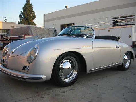 Porsche 356 Speedsters For Sale by Beck Speedster For Sale Speedsterowners 356