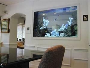 Amazing Aquarium Furniture In Interior Design