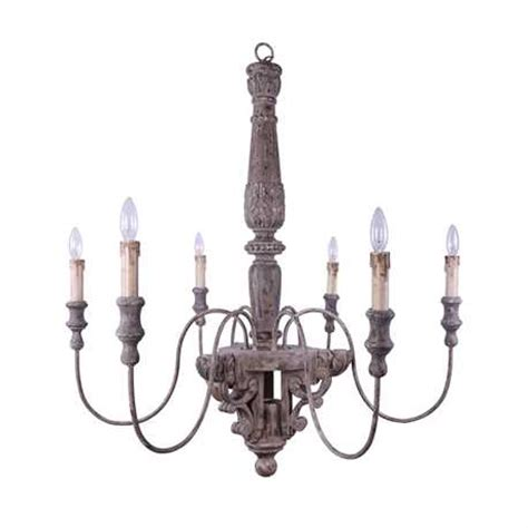 wood chandelier farmhouse style wood chandelier vintage american home Farmhouse