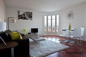 location appartement meuble rue ravignan paris ref 3995 With location appartement meuble paris 15