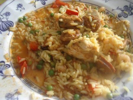 cuisiner en espagnol riz à l 39 espagnol la cuisine et tupperware