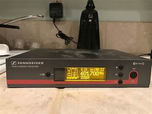Sennheiser Ew 100 G3 Receiver 566