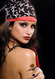 women pirate makeup ideas - Google Search | Halloween ...