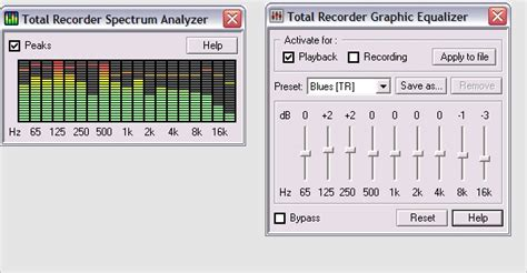 graphic equalizer software