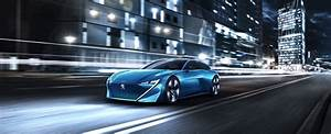 Peugeot INSTINCT Concept Car - Peugeot UK