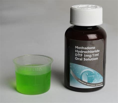 doctors put   methadone   years  ive