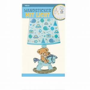 Wandsticker Mit Licht : wandsticker mit licht baby boy tr tsch verlag online shop ~ Orissabook.com Haus und Dekorationen