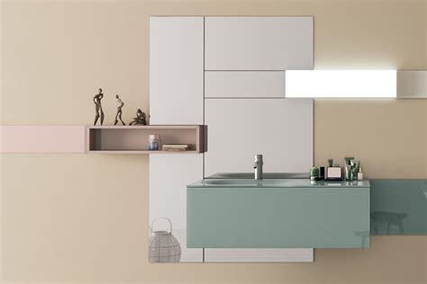 Bagno Specchio by Arredamento Di Design Per Il Bagno Lago Design