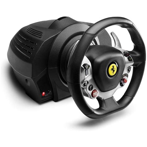 Thrustmaster assists virtual racers through their learning curve with the tx racing wheel ferrari 458 italia edition. Thrustmaster TX Racing Wheel Ferrari 458 Italia Edition купить в Москве в интернет-магазине по ...