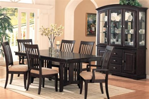 Trendy Dining Room Furniture