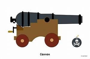 Pirate Cannon Clipart (19+)