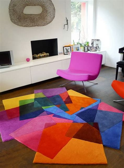 living room rugs modern living room rugs ideas 2014 part 3 Colorful