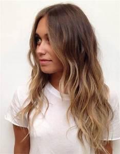 Ombré Hair Chatain : ombr hair tendance ombr hair les plus beaux d grad s ~ Nature-et-papiers.com Idées de Décoration