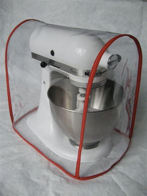 clear mixer cover fits kitchenaid  qt wred trim