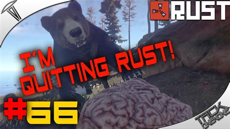 quitting rust why