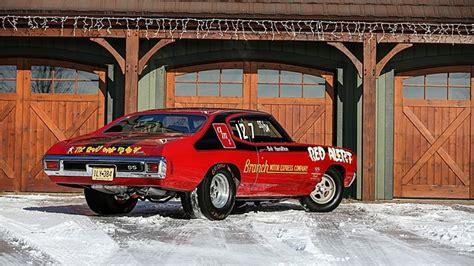 chevrolet chevelle red alert super stock drag racer