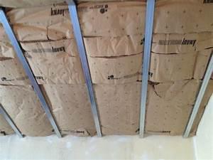 Pose Rail Placo Plafond : pose rail placo plafond plafond dcaiss pas pas la pose ~ Dailycaller-alerts.com Idées de Décoration