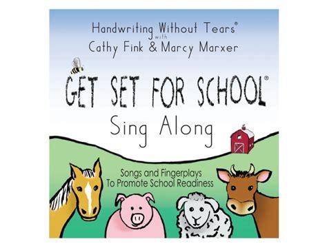 set  school sing  cd learning  tears
