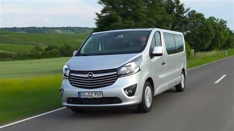 Opel Vivaro by Opel Vivaro