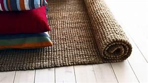 Tapis Ikea Beige : les fibres naturelles s invitent dans nos tapis ~ Teatrodelosmanantiales.com Idées de Décoration