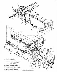 John Deere L100 Mower Parts Diagram