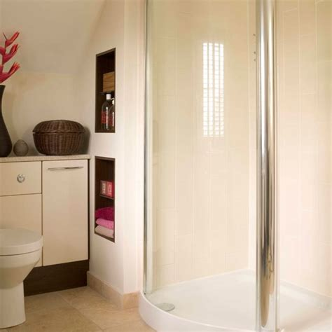bathroom ideas for small spaces uk create storage in the walls storage solutions for small