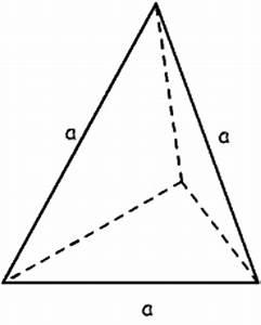 Tetraeder Volumen Berechnen : der tetraeder ~ Themetempest.com Abrechnung