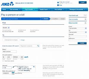 Anz Internet Banking For Business Anz Autos Post