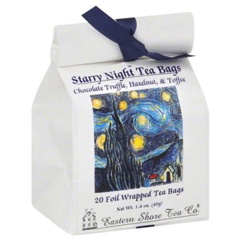Caffeine occurs in coffee naturally, so any method of decaffeination (no matter how good it is) is considered by many aficionados unnatural. Eastern Shore Tea Tea, Starry Night, Bags (20 ct) from ...