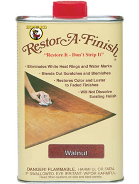 Restore Cabinet Finish - howard restore a finish white water ring remover for wood