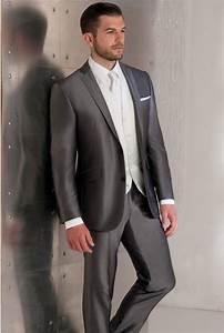 Costume Mariage Homme Gris : costume mariage homme gris anthracite mariage toulouse ~ Mglfilm.com Idées de Décoration