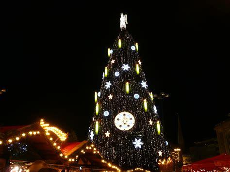 the world tallest christmas tree in the world dortmund