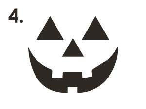pumpkin stencils  halloween magic totally blog